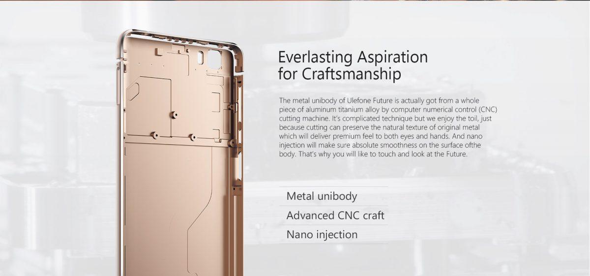 Ulefone Future mit randlosen Display für 242 Euro vorbestellbar 9