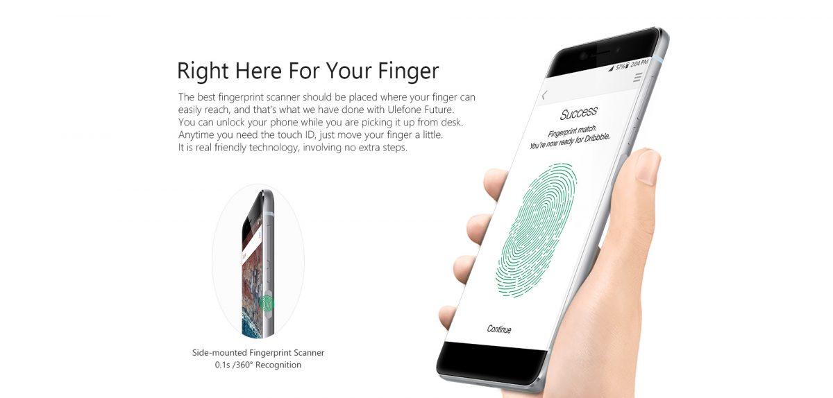 Ulefone Future mit randlosen Display für 242 Euro vorbestellbar 11