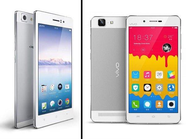 Oppo und Vivo verdrängen Xiaomi + Lenovo aus den globalen Top5 der Smartphones 1