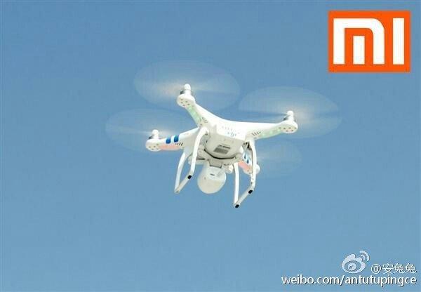Erste Bilder zur Mi Drohne von Xiaomi aufgetaucht 1