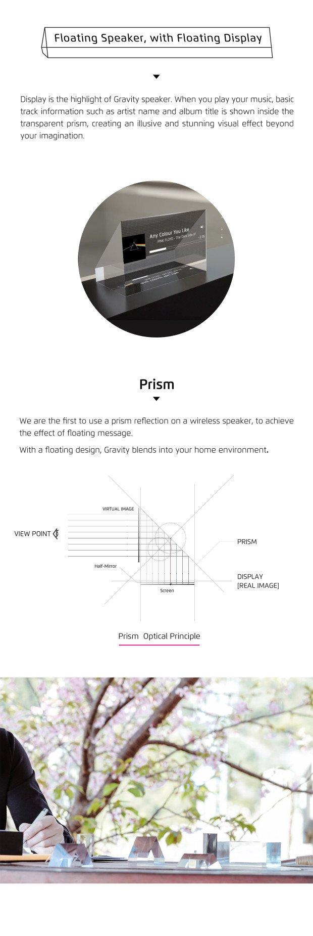 """Meizu """"Gravity"""" kabelloser Lautsprecher als Indiegogo-Kampagne 10"""