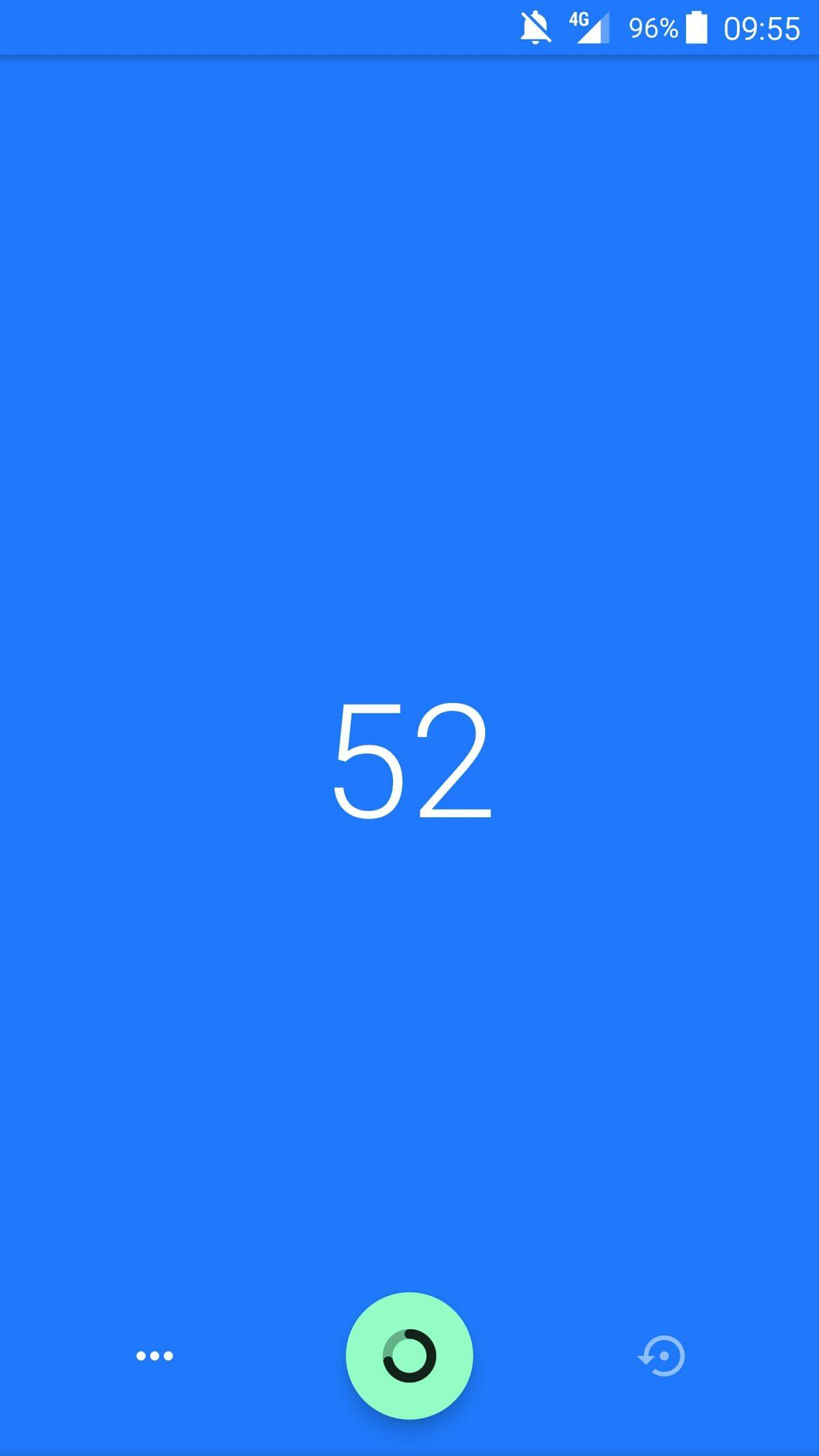 App-Vorstellung: 5217 - Die minimalistische App für mehr Produktivität 1