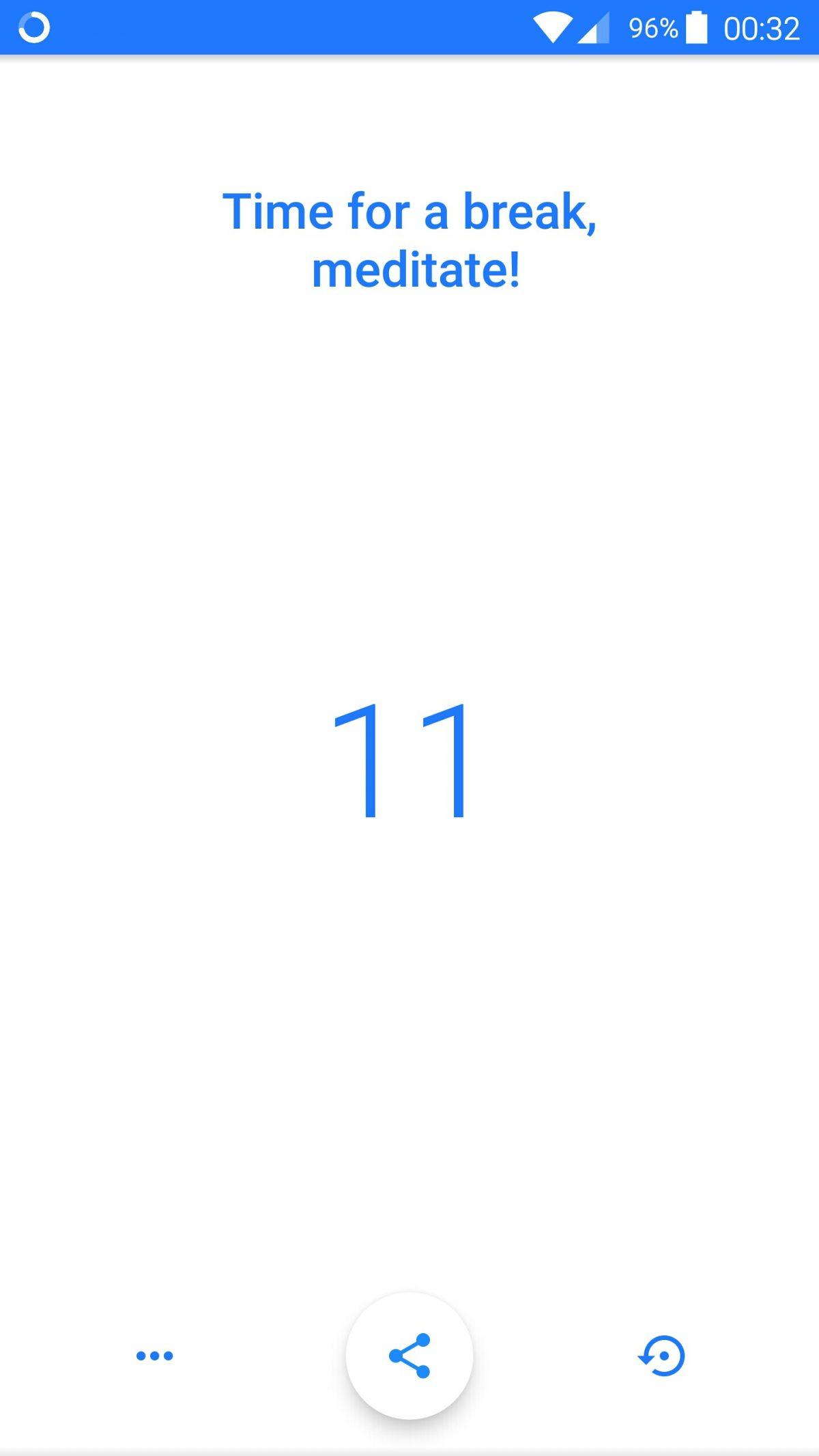 App-Vorstellung: 5217 - Die minimalistische App für mehr Produktivität 3