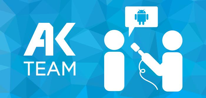 Das Androidkosmos-Team - Simon 1