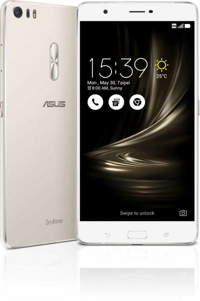 ASUS stellt das ZenFone 3, ZenFone 3 Ultra und ZenFone 3 Deluxe offiziell vor 28