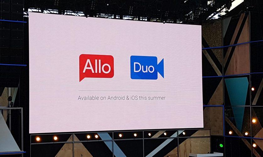 Google I/O: Allo und Duo - Messaging Offensive bei Google - Vorregistrierung möglich 8