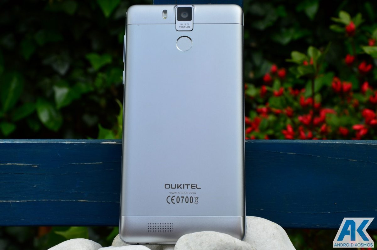 Test / Review: Oukitel K6000 Pro - das 6.000mAh Akkumonster 70