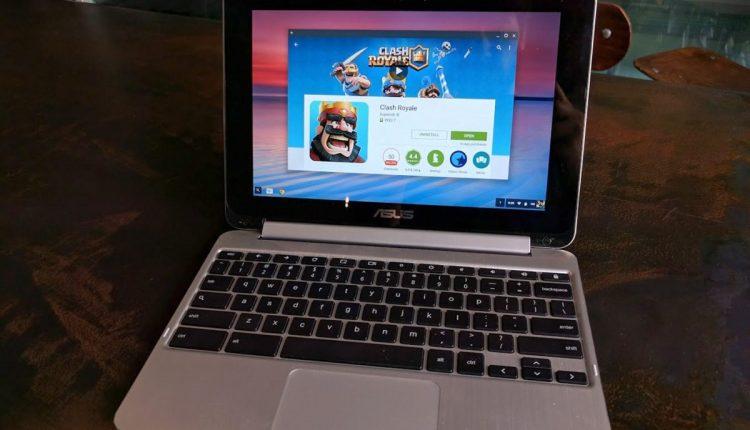 Play Store mit Android Apps bald auch auf ChromeOS ausführbar 2
