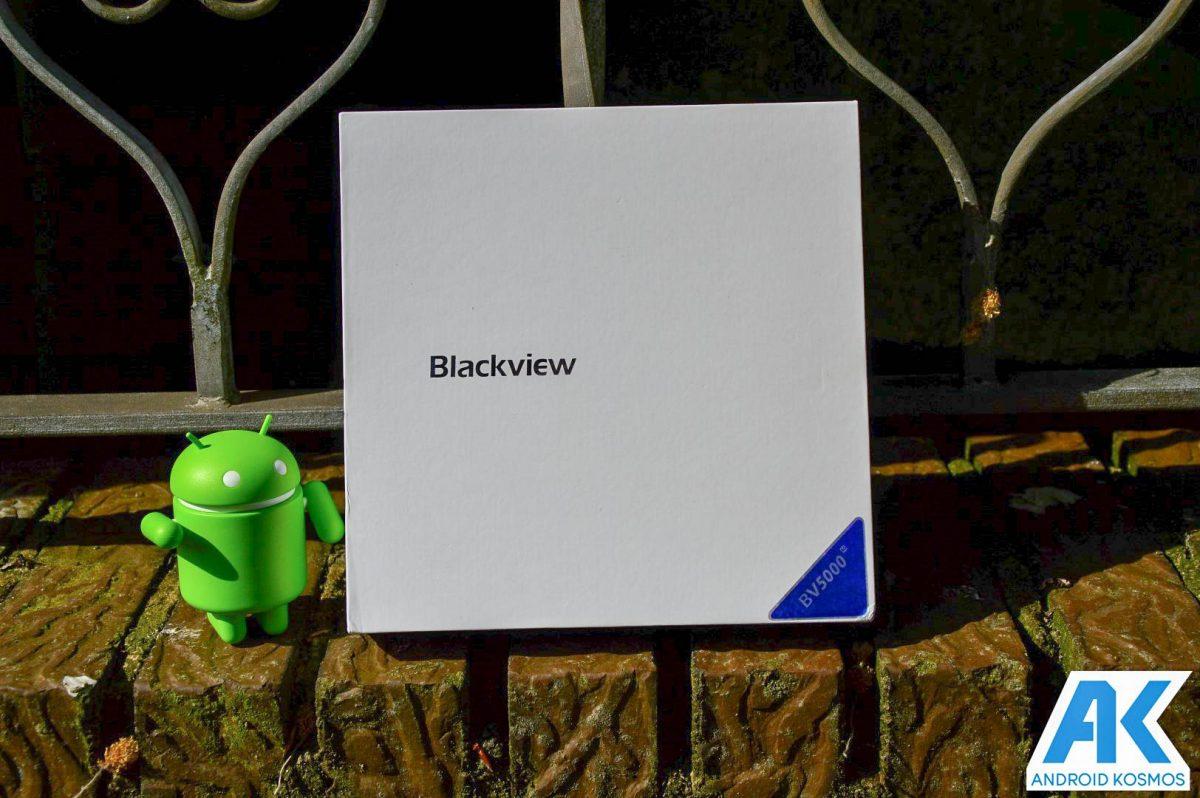 Test / Review: Blackview BV5000 - widerstandsfähiges Outdoorhandy mit IP67 Zertifizierung 71