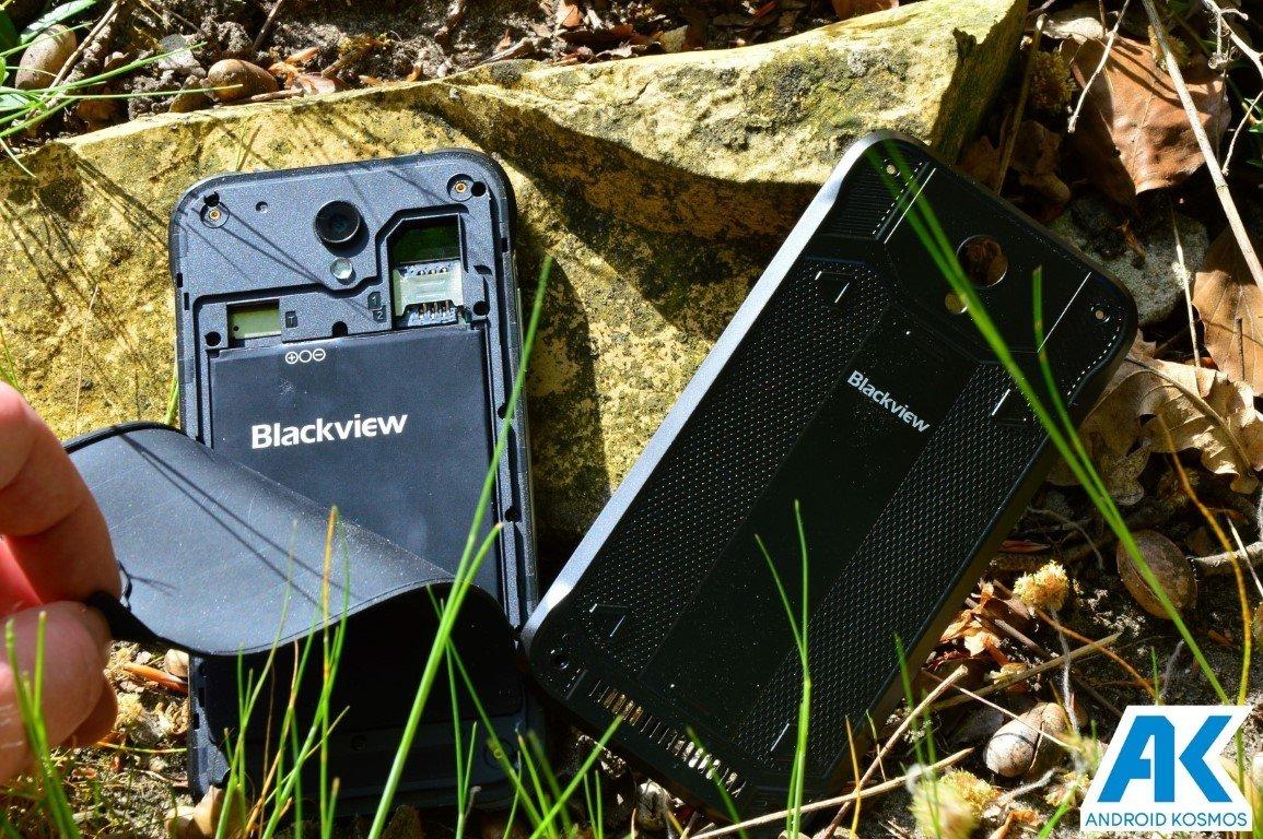 Test / Review: Blackview BV5000 - widerstandsfähiges Outdoorhandy mit IP67 Zertifizierung 49