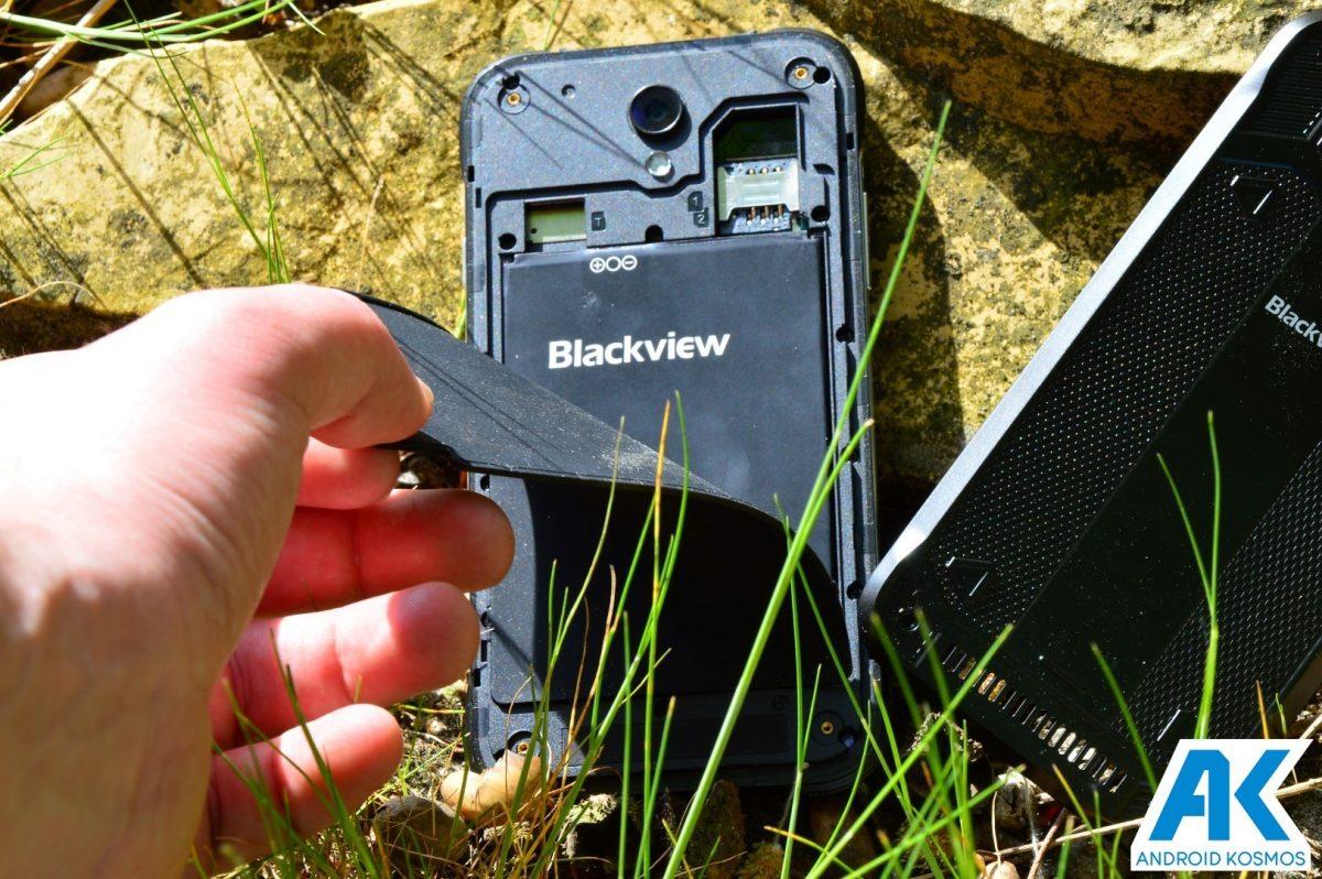 Test / Review: Blackview BV5000 - widerstandsfähiges Outdoorhandy mit IP67 Zertifizierung 51