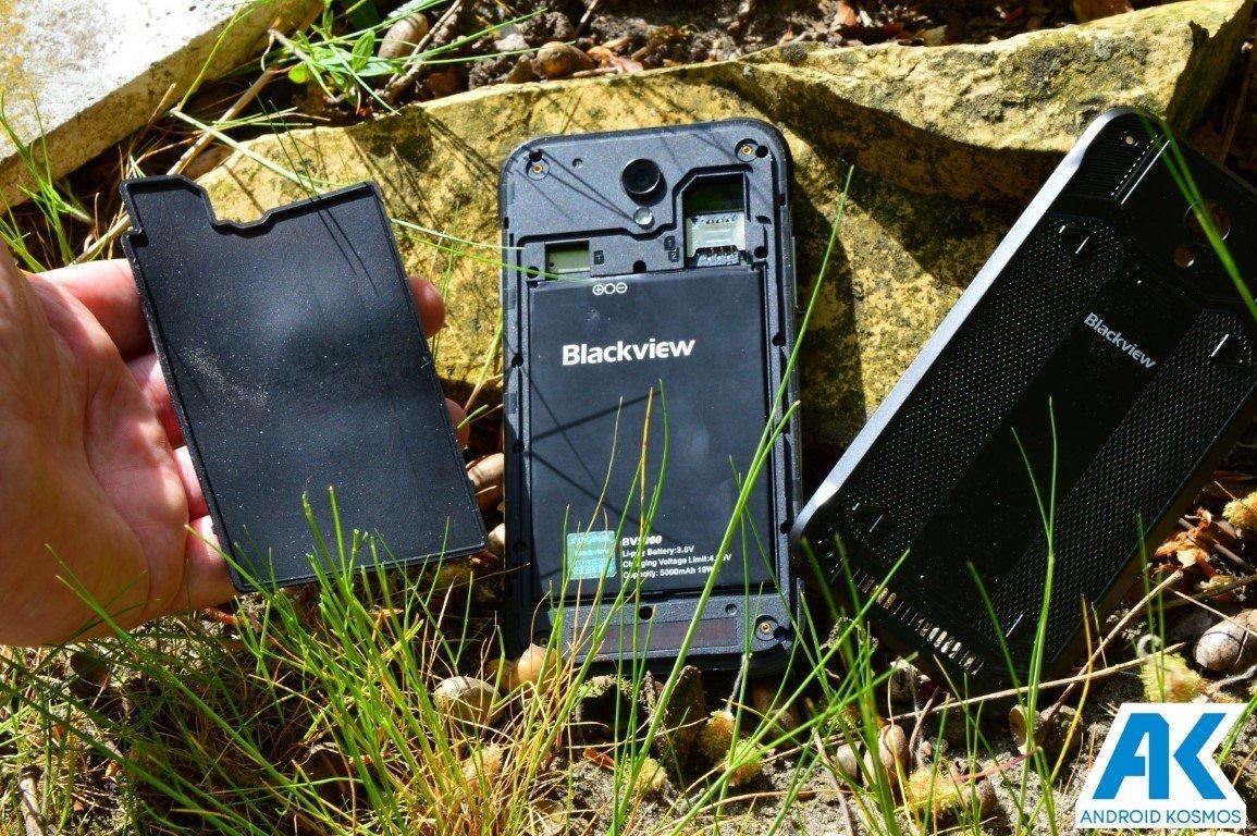 Test / Review: Blackview BV5000 - widerstandsfähiges Outdoorhandy mit IP67 Zertifizierung 53