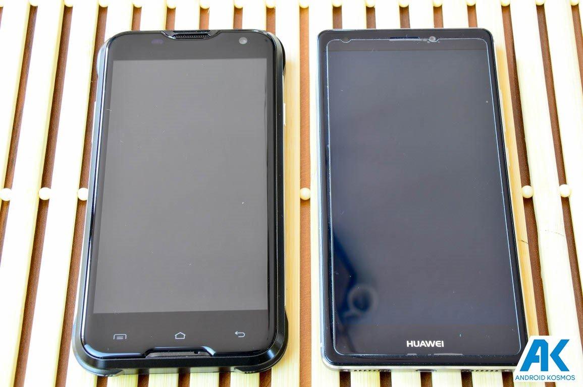 Test / Review: Blackview BV5000 - widerstandsfähiges Outdoorhandy mit IP67 Zertifizierung 100