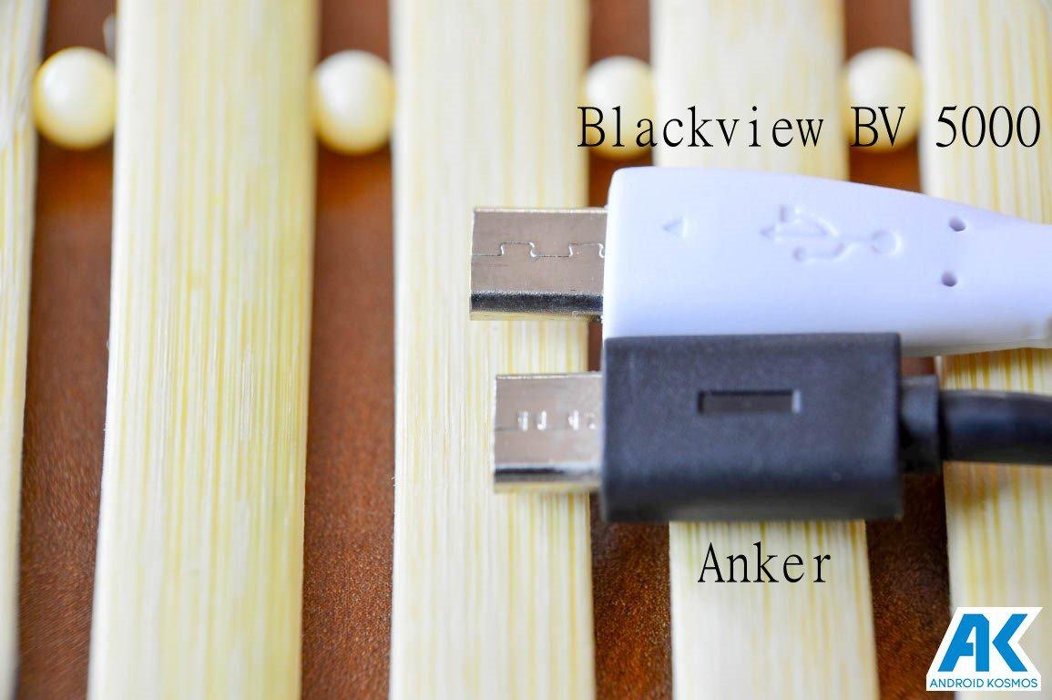 Test / Review: Blackview BV5000 - widerstandsfähiges Outdoorhandy mit IP67 Zertifizierung 69