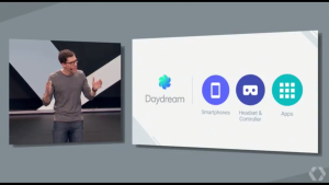 Google Daydream 3 Points