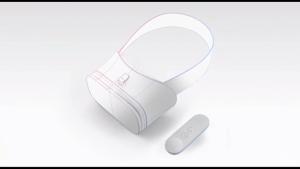 Google Daydream Headset und Controller