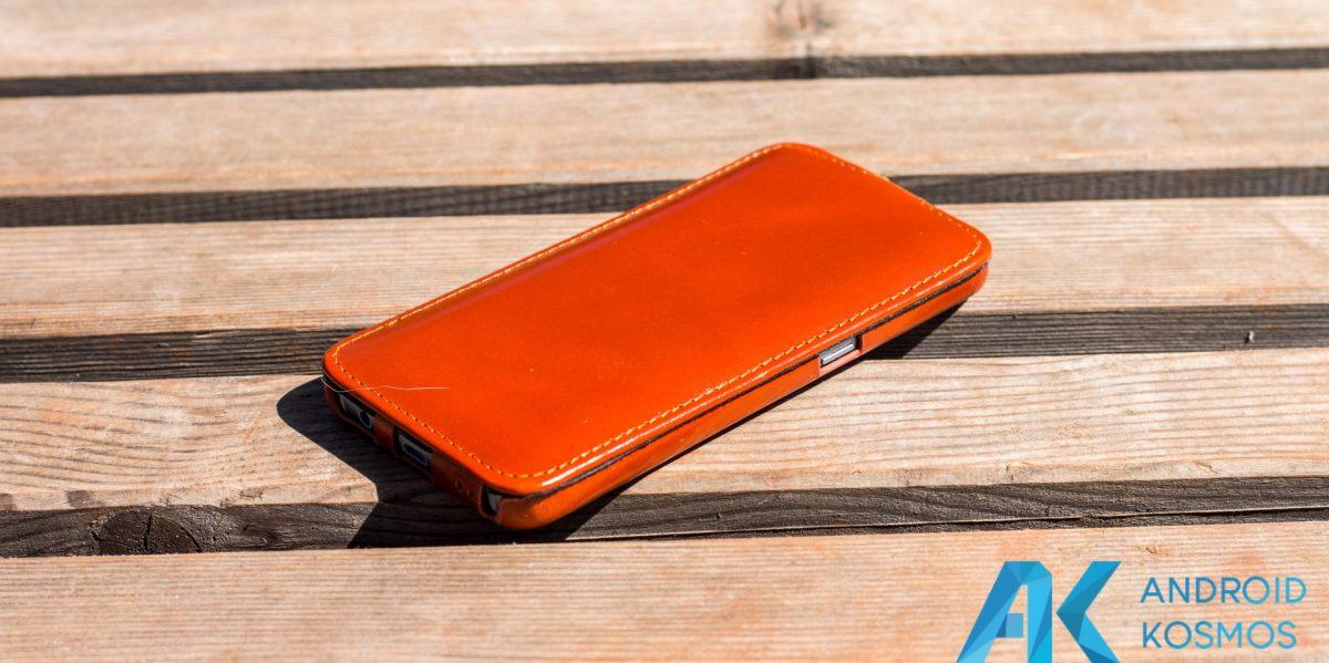 StilGut Cases – zwei hochwertige Lederhüllen für das Samsung Galaxy S7 im Test 2