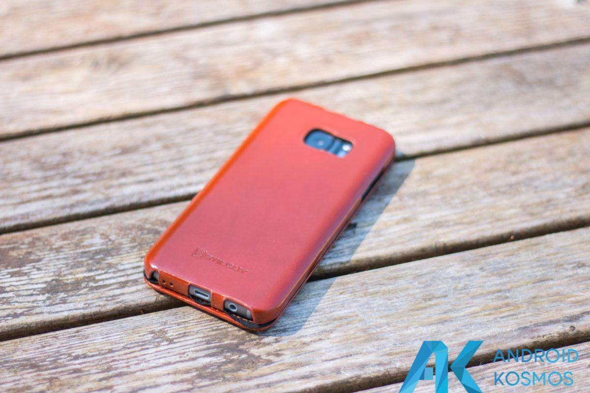 StilGut Cases – zwei hochwertige Lederhüllen für das Samsung Galaxy S7 im Test 7