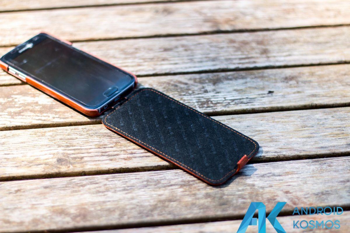 StilGut Cases – zwei hochwertige Lederhüllen für das Samsung Galaxy S7 im Test 9