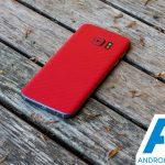 dBrand Skins für das Samsung Galaxy S7 im Test 6