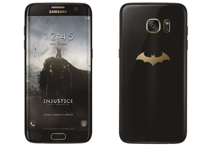Samsung Galaxy S7 Edge - Batman Edition soll kommen 1