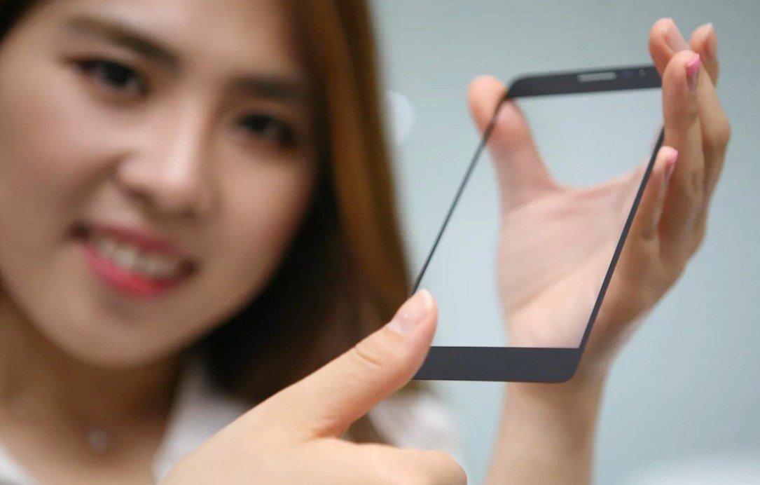 LG testet Fingerabdrucksensor direkt unter dem Display-Glas 1