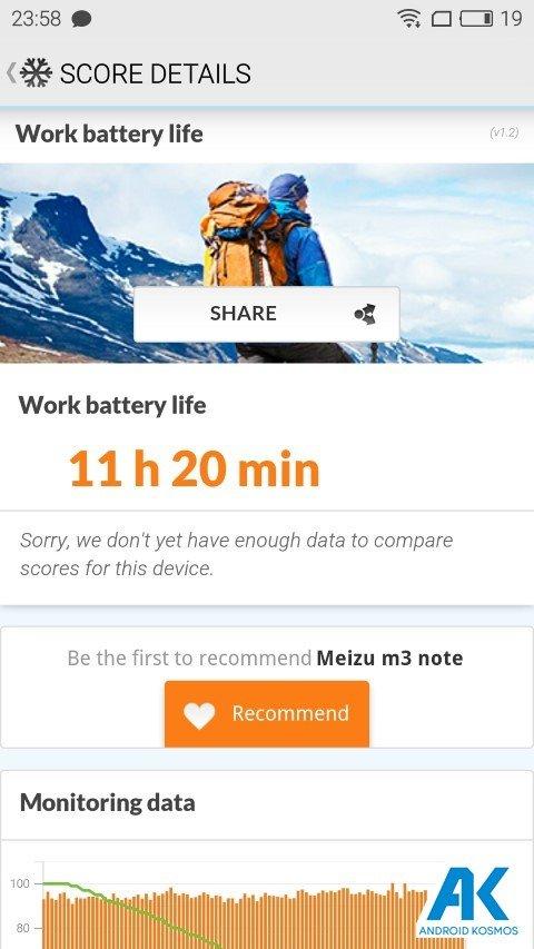 Test / Review: Meizu M3 Note - günstiges MidRange Smartphone 101