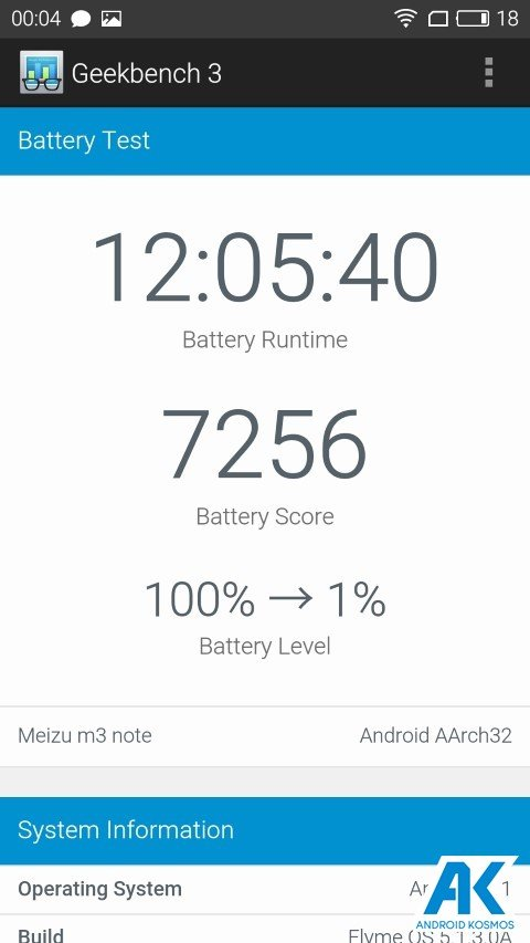 Test / Review: Meizu M3 Note - günstiges MidRange Smartphone 103