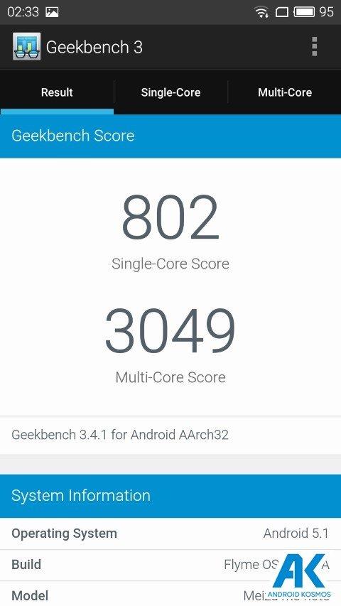 Test / Review: Meizu M3 Note - günstiges MidRange Smartphone 105