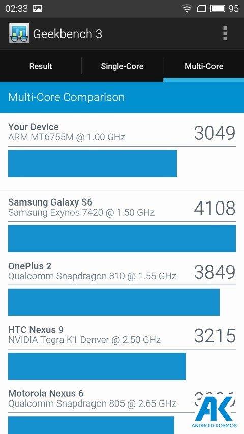 Test / Review: Meizu M3 Note - günstiges MidRange Smartphone 107