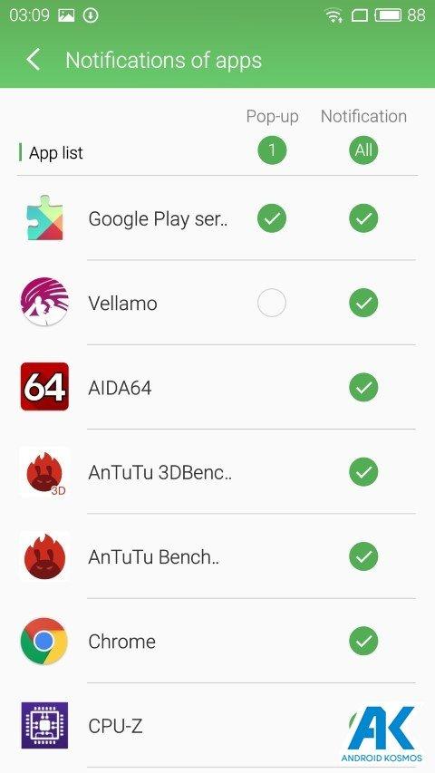 Test / Review: Meizu M3 Note - günstiges MidRange Smartphone 35