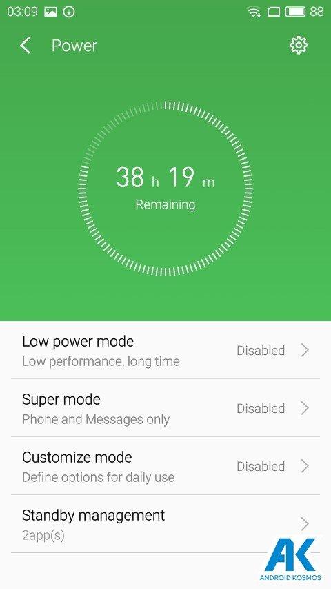 Test / Review: Meizu M3 Note - günstiges MidRange Smartphone 38