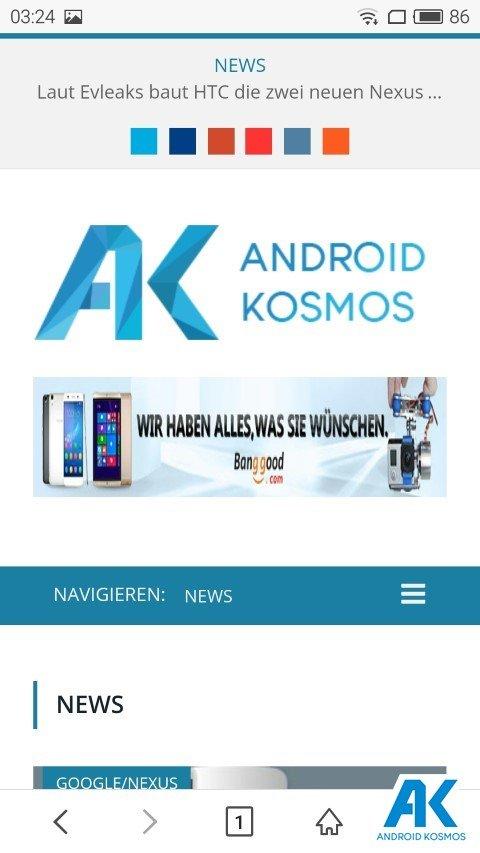 Test / Review: Meizu M3 Note - günstiges MidRange Smartphone 52