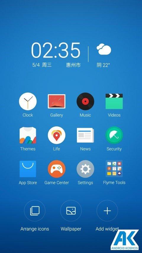 Test / Review: Meizu M3 Note - günstiges MidRange Smartphone 17