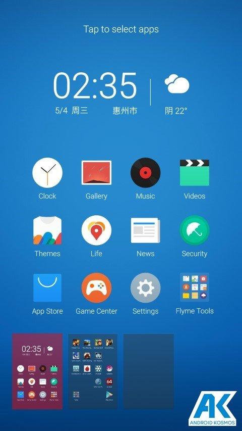 Test / Review: Meizu M3 Note - günstiges MidRange Smartphone 16