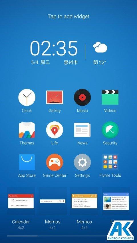 Test / Review: Meizu M3 Note - günstiges MidRange Smartphone 15