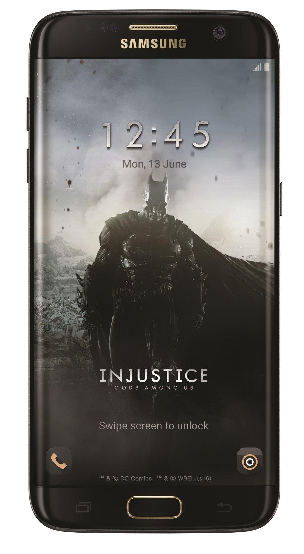Samsung Galaxy S7 Edge - Batman Edition soll kommen 2