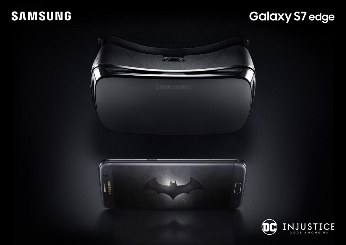Samsung Galaxy S7 Edge - Batman Edition soll kommen 6
