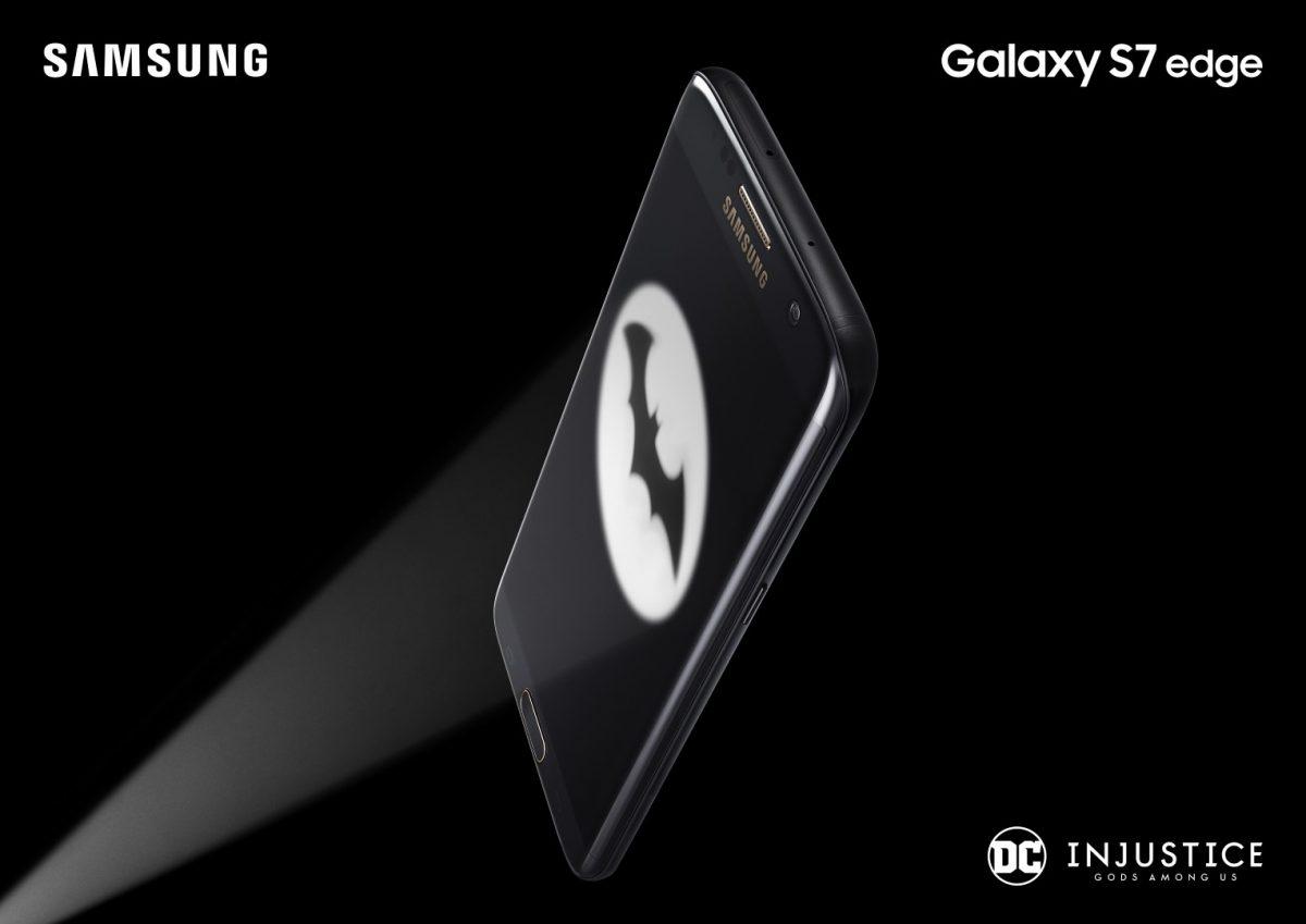 Samsung Galaxy S7 Edge - Batman Edition soll kommen 7