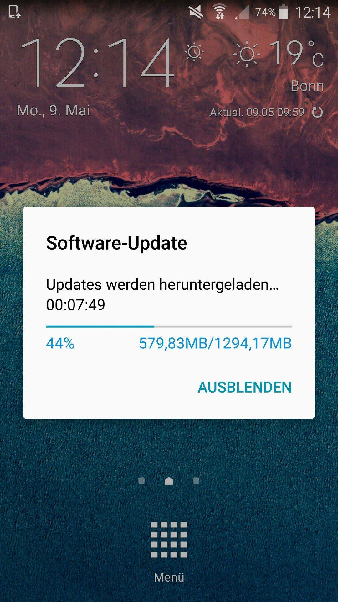 Galaxy Note 4 erhält in Deutschland Android 6.0.1 Marshmallow - Die Neuerungen im Überblick 2