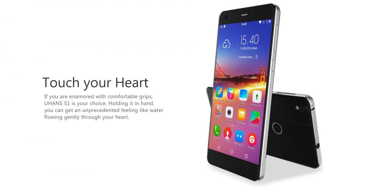 UHANS S1: LowBudget Smartphone offiziell vorgestellt 6