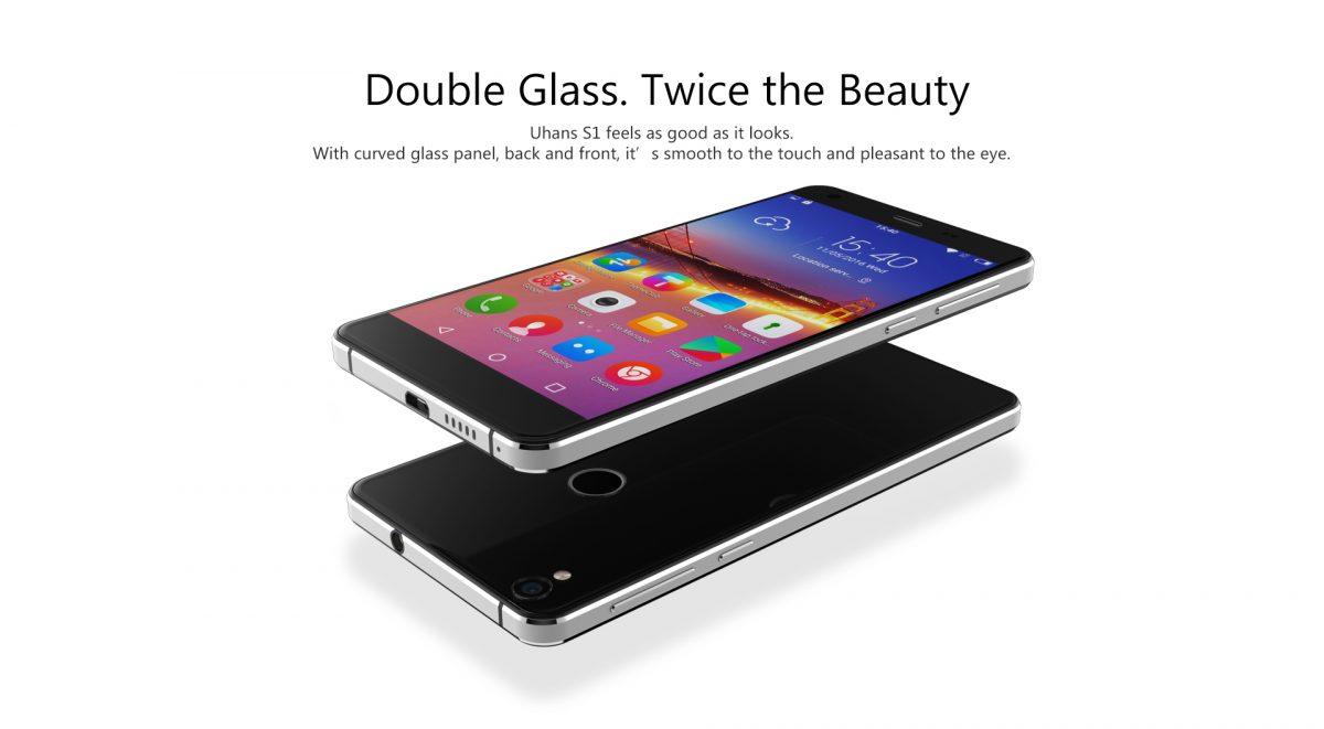 UHANS S1: LowBudget Smartphone offiziell vorgestellt 7