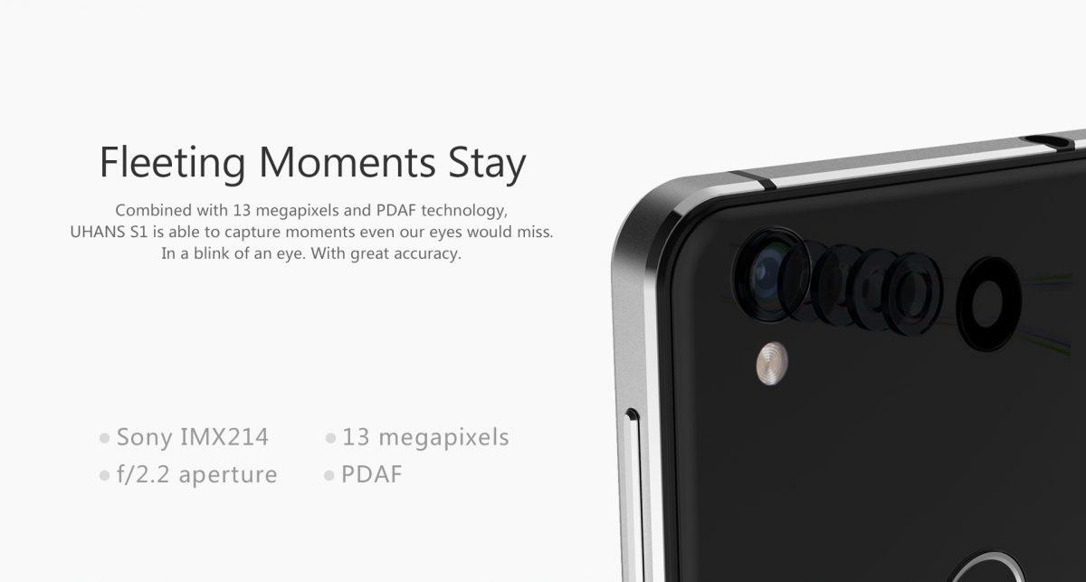 UHANS S1: LowBudget Smartphone offiziell vorgestellt 12