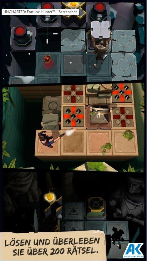 AndroidKosmos | Game: UNCHARTED: Fortune Hunter™ veröffentlicht 3