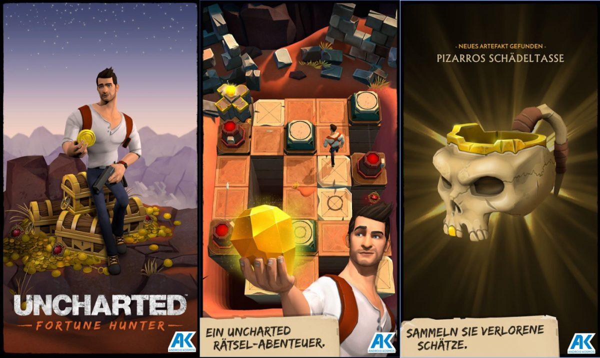 Game: UNCHARTED: Fortune Hunter™ veröffentlicht 1
