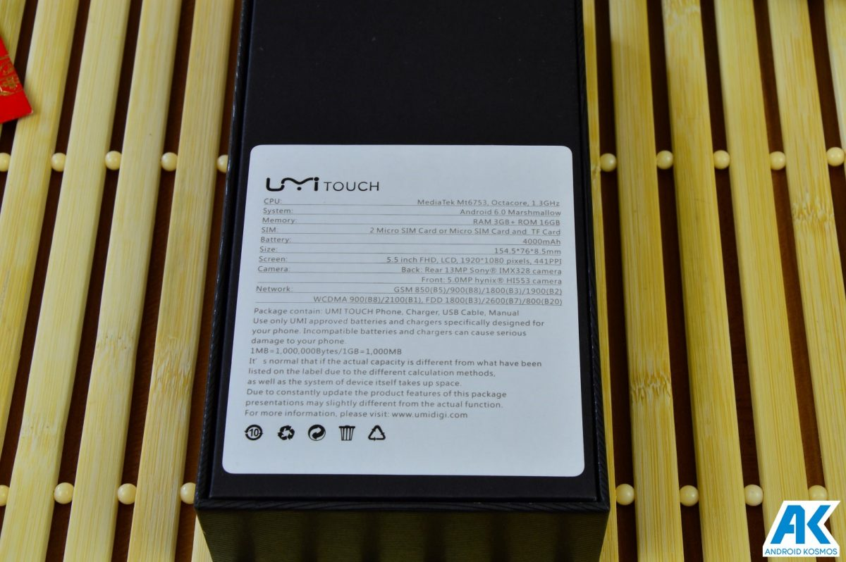 Test / Review: UMI Touch 5,5 - LowBudget mit 4.000mAh Akku 28