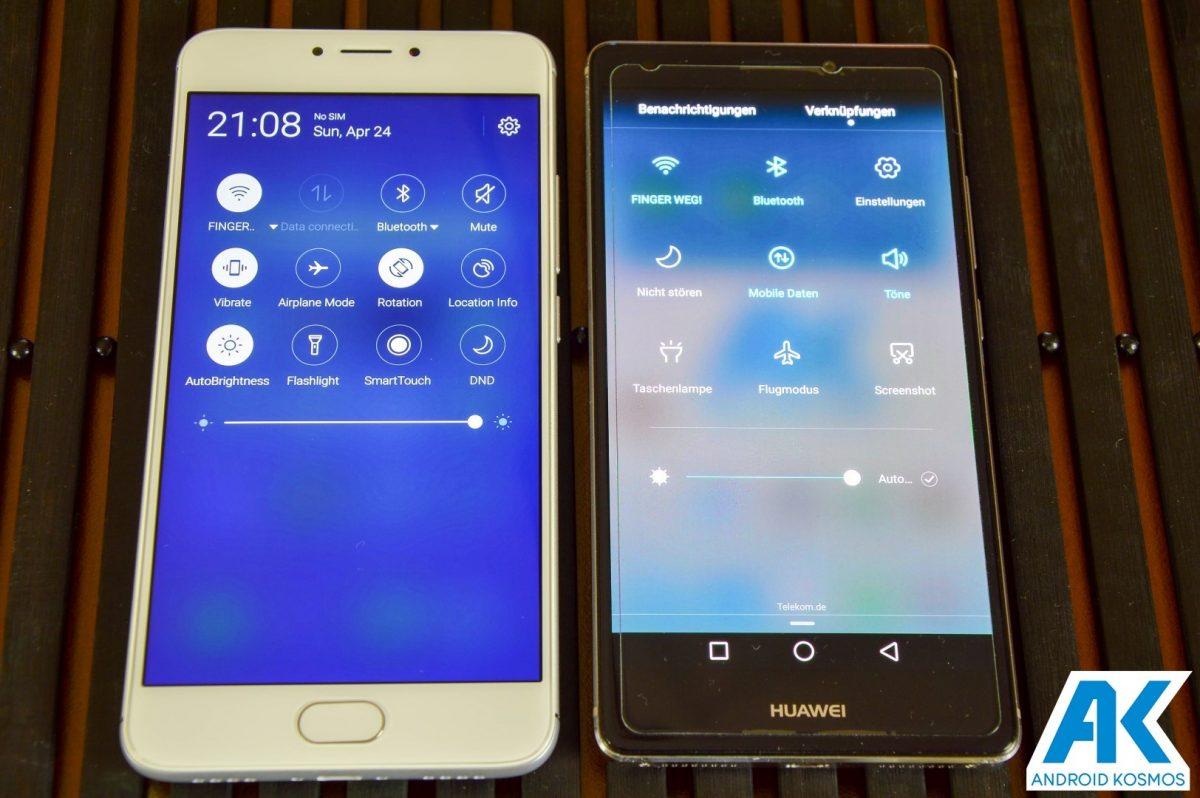 Test / Review: Meizu M3 Note - günstiges MidRange Smartphone 3