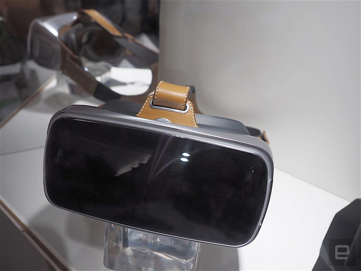 ASUS Virtual-Reality Brille mit Metallrand und Leder vorgestellt 1