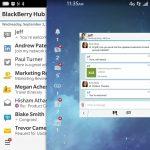 Samsung Galaxy Note 6: Focus wird der neue BlackBerry Hub 1
