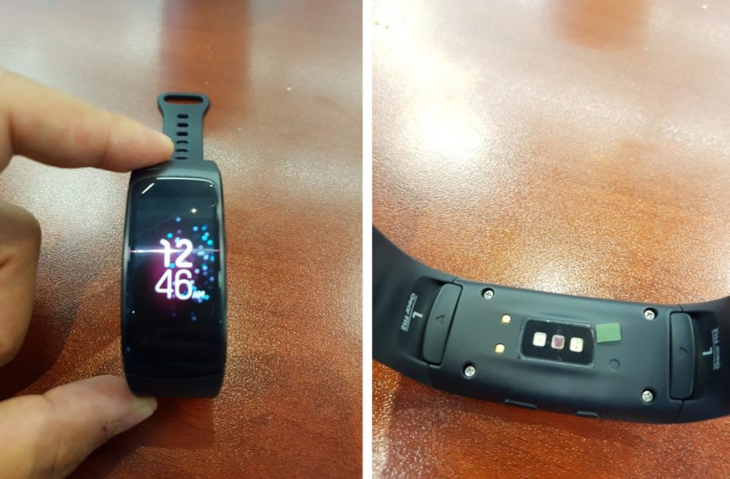 Wearable-Offensive bei Samsung: Gear Fit 2, Gear Icon X und Samsung Charm 1